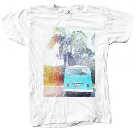 Surf Van 4 - White