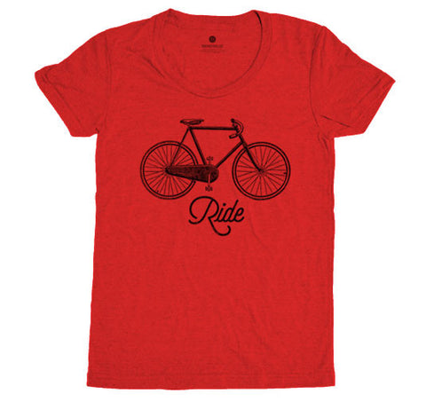 Script Ride - Red