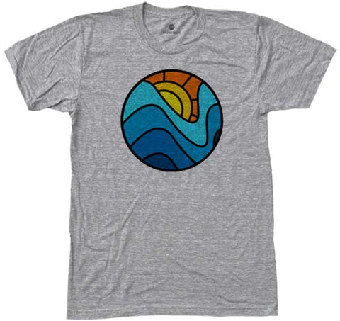 Sundown Sea 2 - Heather Grey