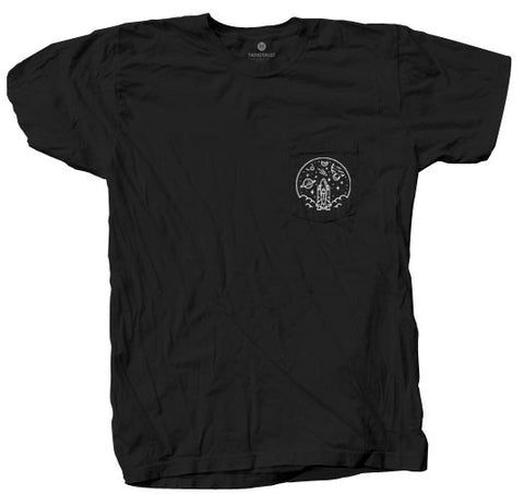 The Universe Pocket - Black