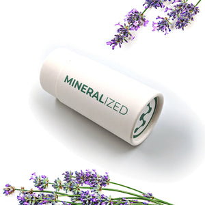 Refill - MINERALIZED Deodorant Powder - Lavender