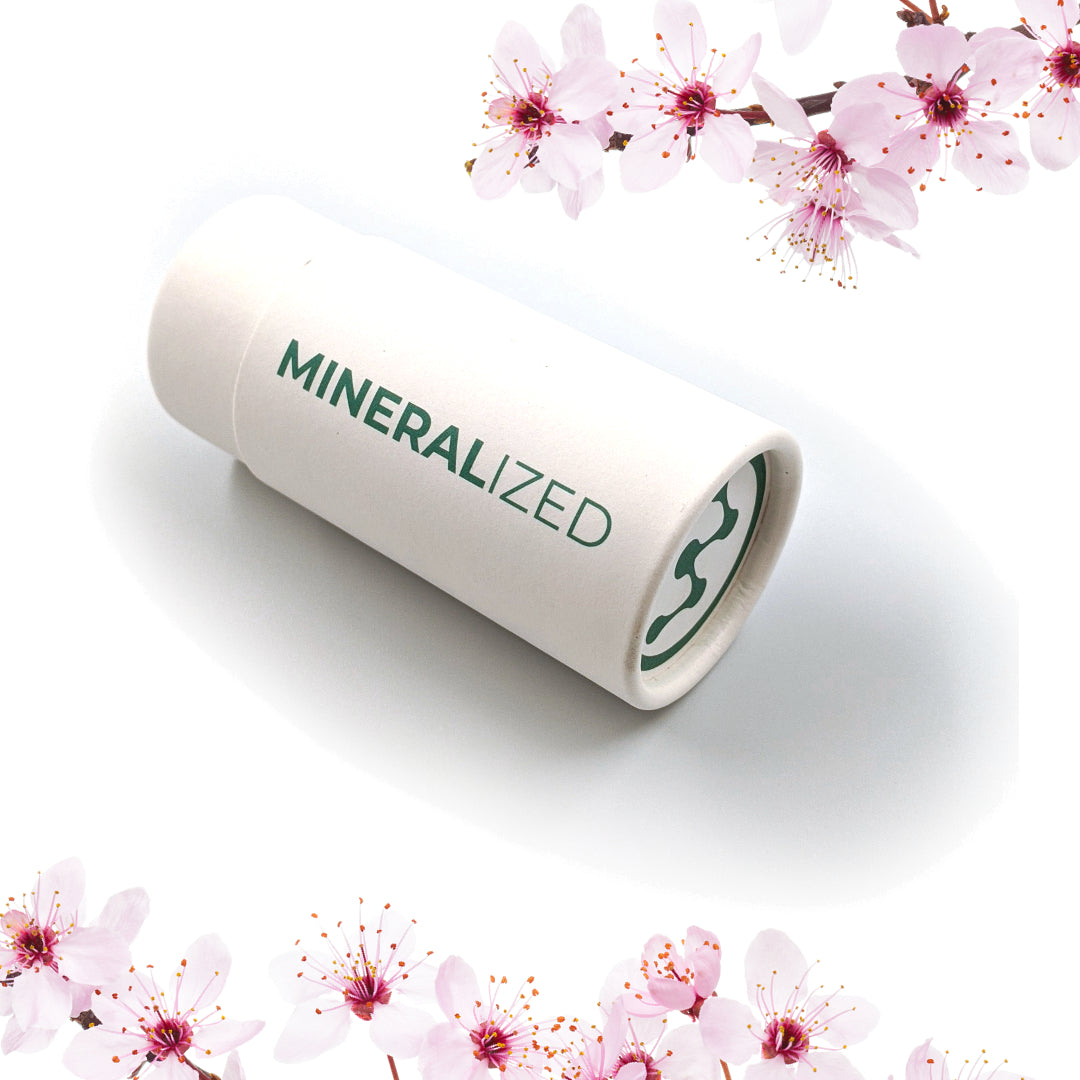 Refill - MINERALIZED Deodorant Powder - Cherry Blossom