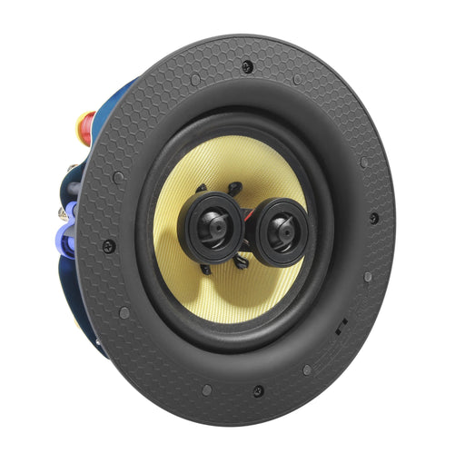 "Lithe Audio 6.5"" Passive Stereo Ceiling Speaker (Each) - Tech4"
