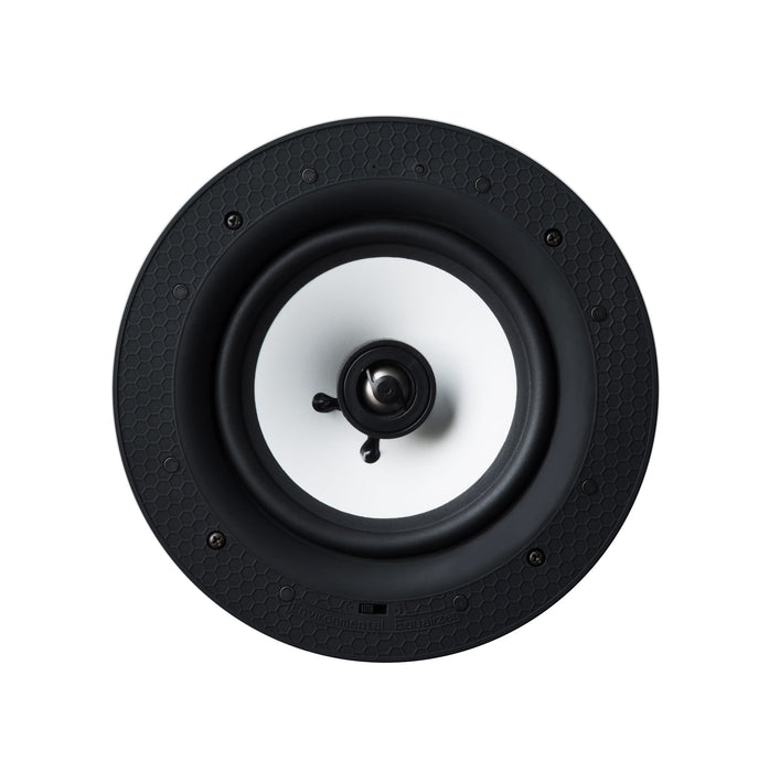 "Lithe Audio 6.5"" IP44 Passive Bathroom Ceiling Speaker (Each) - Tech4"