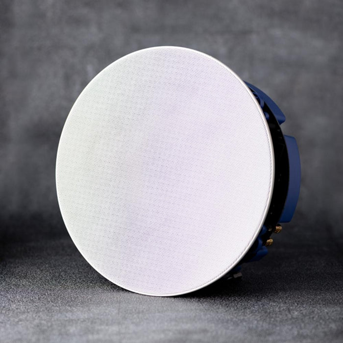 "Lithe Audio 6.5"" IP44 All-In-One WiFi Multiroom Bathroom Ceiling Speaker (Pair) - Tech4"