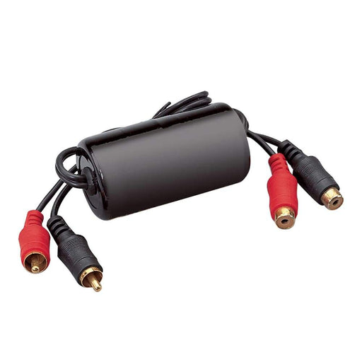 K&B Audio Essentials Ground Loop Isolator RCA Plugs - RCA Sockets - K&B Audio