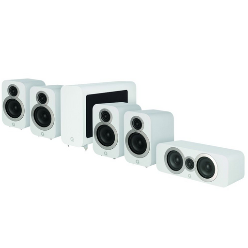 Q Acoustics 3010i 5.1 Cinema Package - K&B Audio