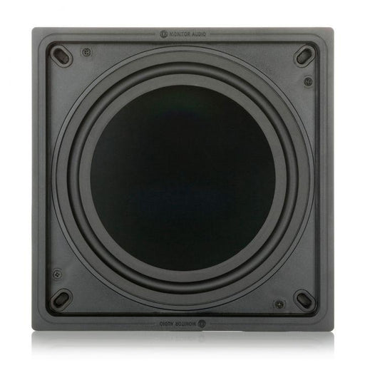 "Monitor Audio IWS-10 10"" In Wall Subwoofer (Each) - Tech4"