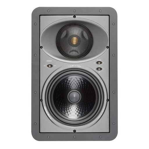 "Monitor Audio W380-IDC 8"" Three Way In Wall Speaker (Each) - Tech4"