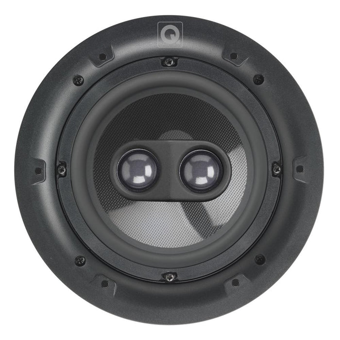"Q Install QI65CP ST 6.5"" Performance In Ceiling Single Stereo Speaker - Tech4"