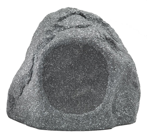 "Q Install QI65LW 6.5"" Weatherproof Garden Rock Speaker (Each) - Tech4"