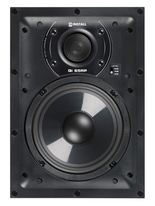 "Q Install QI65RP 6.5"" In Wall Speaker (Each) - Tech4"