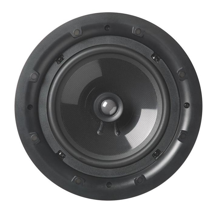 "Q Install QI80CP 8"" Performance In Ceiling Speaker (Single) - Tech4"