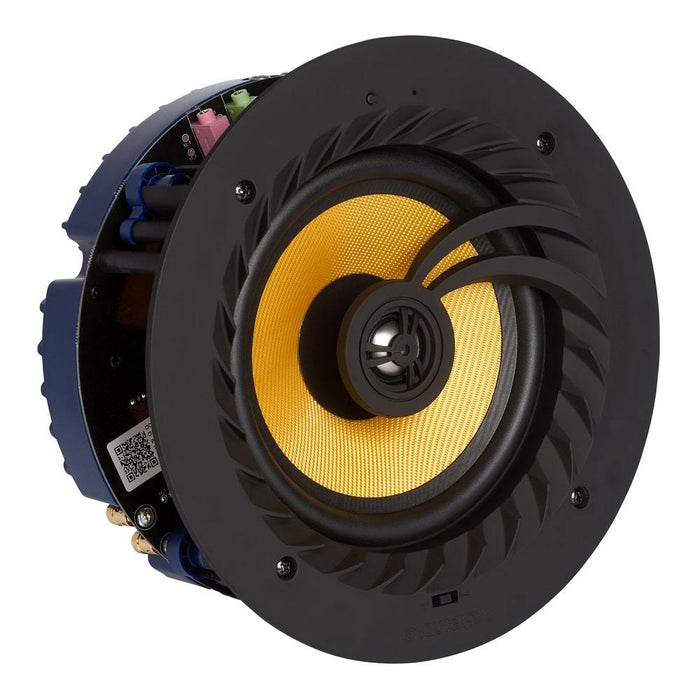 "Lithe Audio Active 6.5"" Bluetooth Ceiling Speaker with aptX Bluetooth 5.0 (Single) - Tech4"