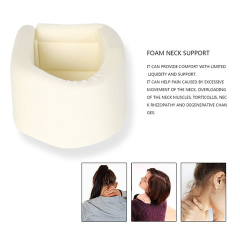 neck pain cervical collar