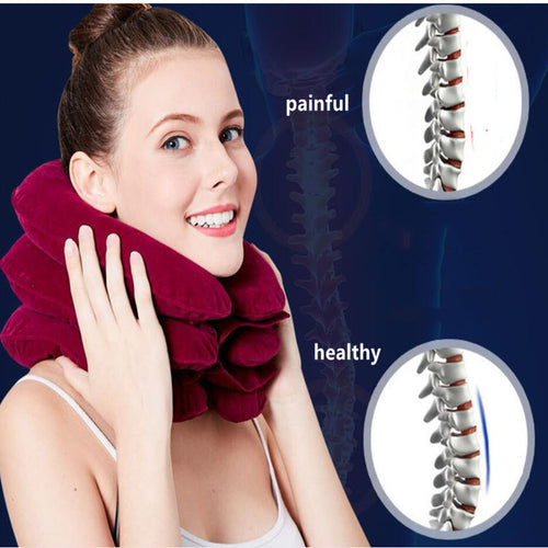 Cervical Neck Traction Device, Neck Stretcher Brace