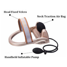 Load image into Gallery viewer, Portable Air Pump Neck Cervical