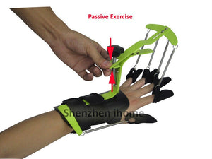 Dynamic Wrist Finger Orthotics Extended