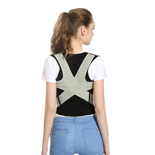 Lumbar Back Posture Correction Bandage For Men Women