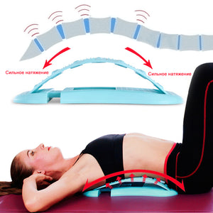 Multi-Level Stretching Neck Back Posture Fitness