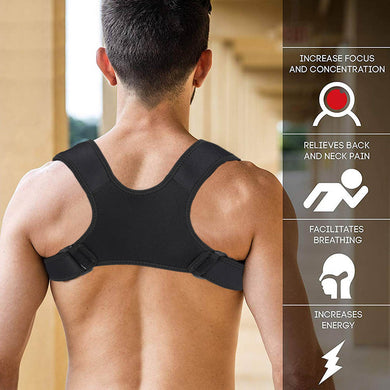 Adjustable Back Fracture Support