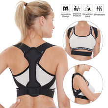 Load image into Gallery viewer, Back Posture Corrector Women Men