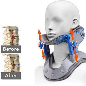 Neck Brace Heating Cervical Traction Cervical Stretching Device