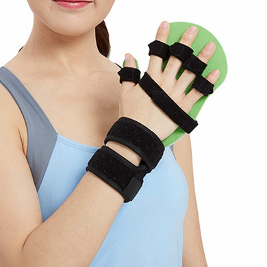 Separate Fingers Splint/Tape Hand Orthosis Brace