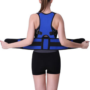 Back Waist Brace Support Belt