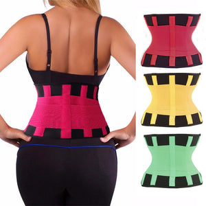 Waist Slimming Elastic Adjustable Belts