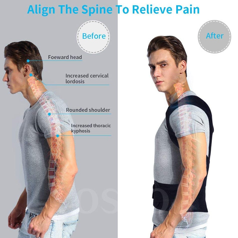 Align The Spine To Relive Pain