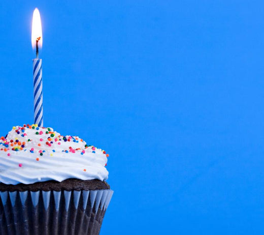 Celebrating Significant Birthdays - how big will YOUR cake be?