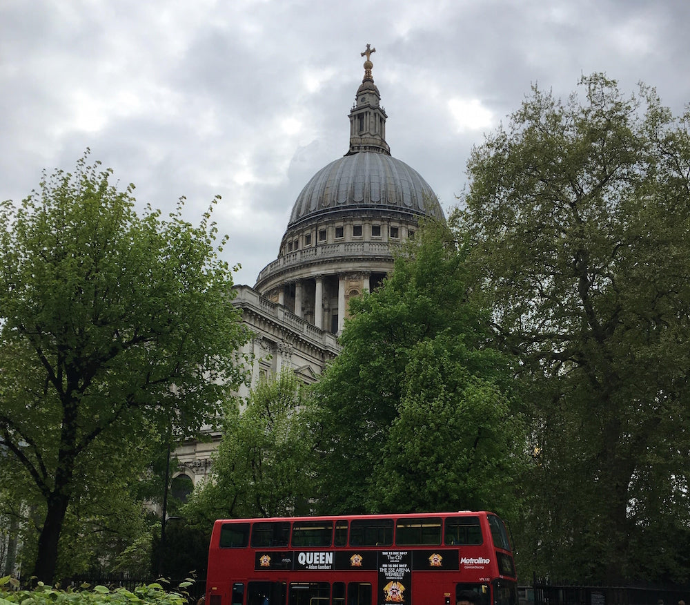Iconic London Landmarks - Getting from A to B