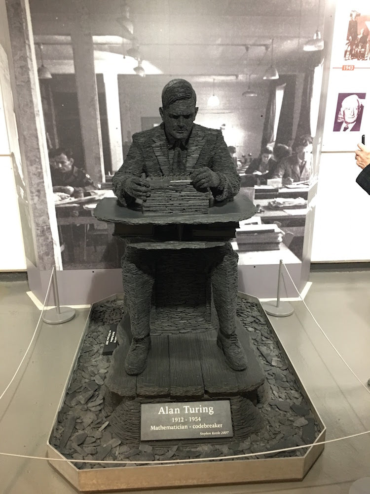 Codes and Ciphers - Bletchley Park, the Ultimate Destination - The People