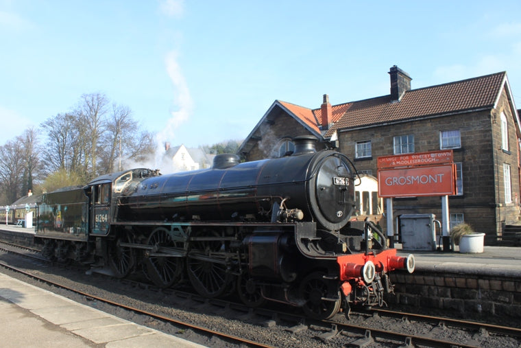 Trains, Boats and Buses - North Yorkshire Moors Railway