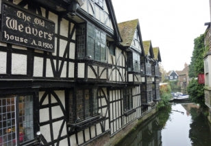 World Heritage Sites - Castles and Cathedrals Spotlight - Canterbury