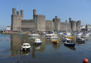World Heritage Sites - Castles and Cathedrals Spotlight - North Wales