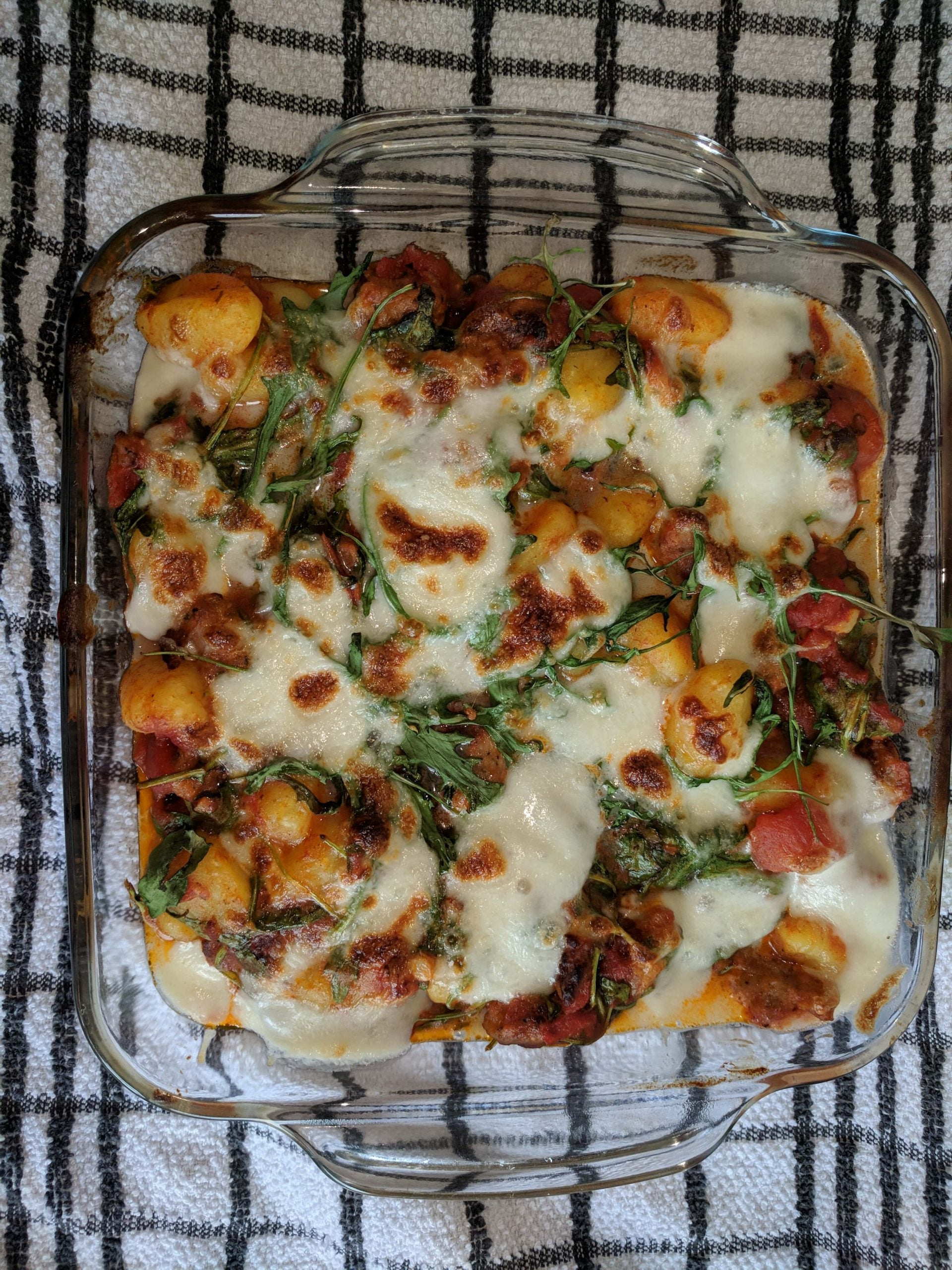 Gnocchi Bake   Little Lockdown Lessons: Food for Thought