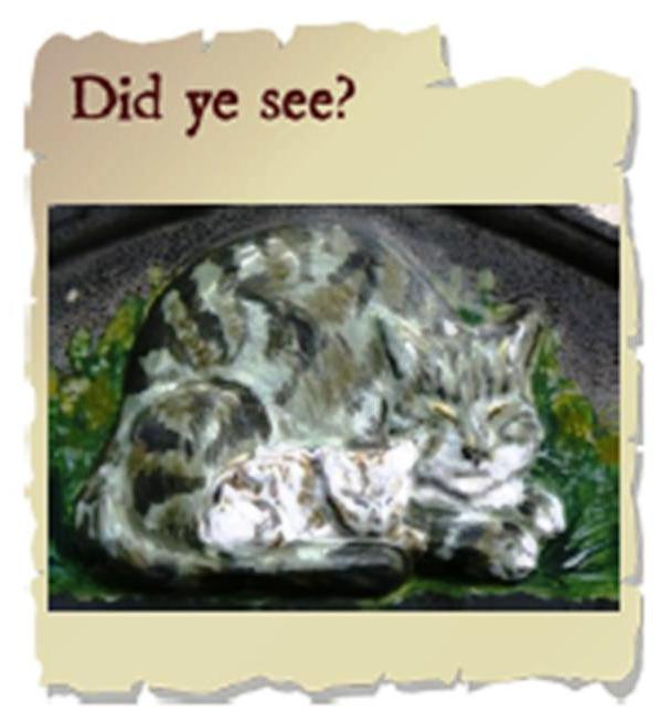 Children's Treasure Trails - A Picture Paints a Thousand Words - Find us on facebook with this photo