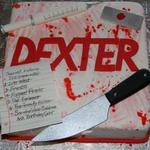 Murder Mystery Cakes - Dexter can be really tasty