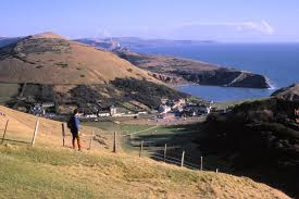 Things to do and Places to go that Work Well for Selfies - Lulworth Cove