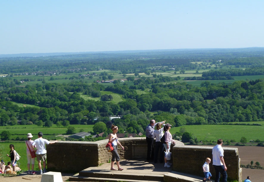 Box Hill: Our Spotlight Location   March Trail Mail Challenge