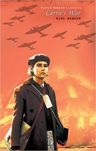 Our TOP Five… Wartime Books - Carries War by Nina Bawden