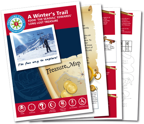 Treasure Trails Sporting Heroes - A Winter's Trail