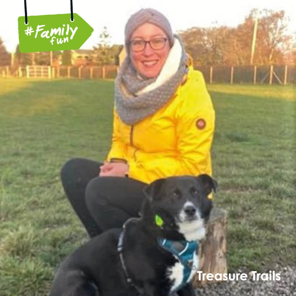 Explorer Dog Milo – Trail Writer Ivan's daughter and her rescue dog