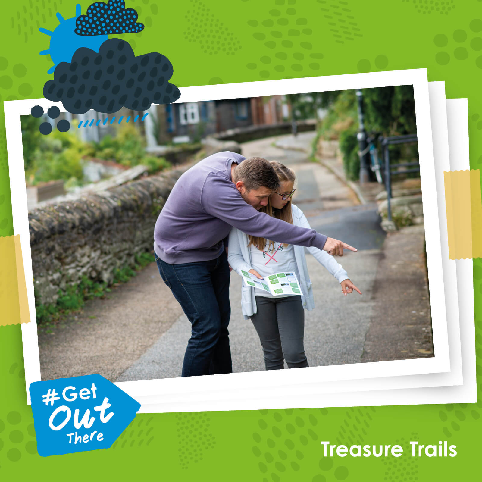 Get Out There with Treasure Trails