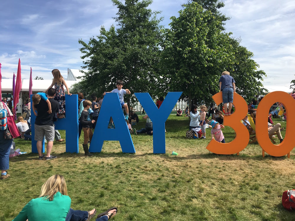Hay Festival Revisited - Thirty Years Anniversary