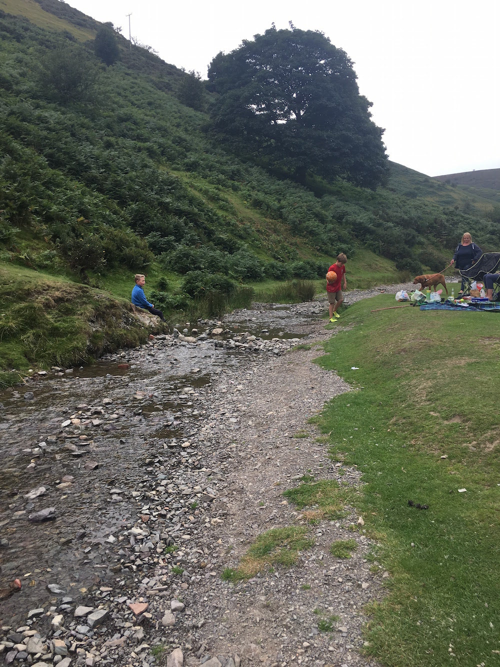 Things to do in the Shropshire Hills - Carding Mill Valley