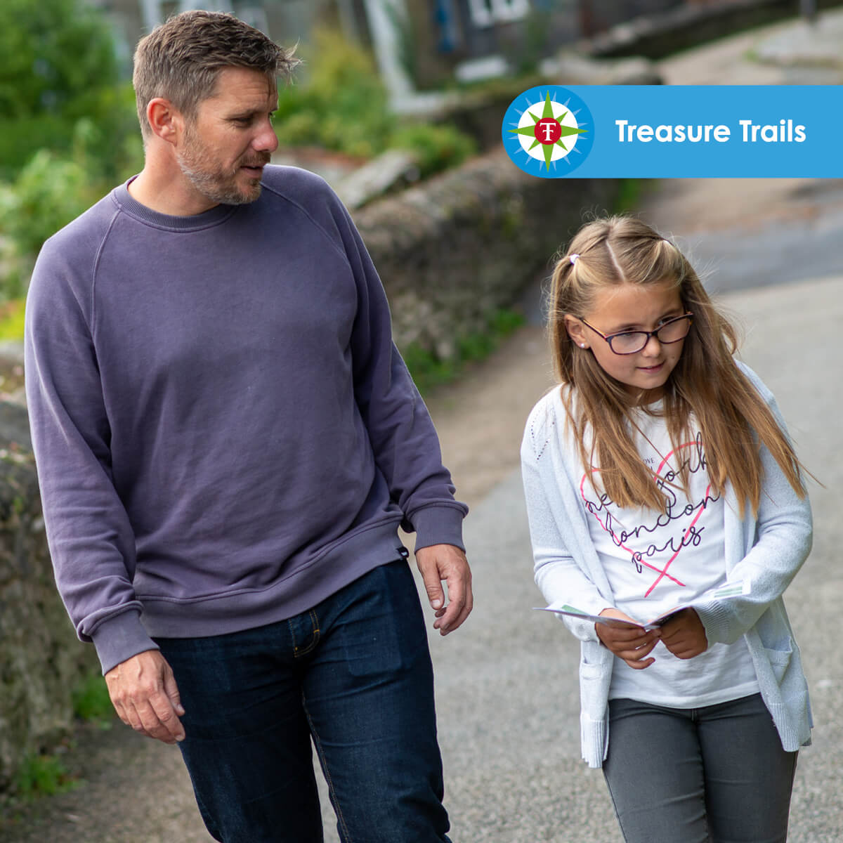 Homeschooling with Treasure Trails s