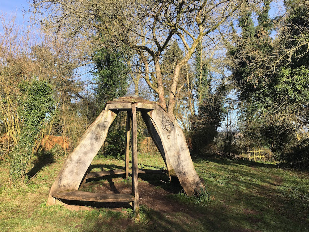 Secret Spots near Leominster - Queenswood Country Park
